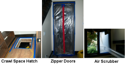 Image of Protecting your home from mold spores - Mold Solutions NW