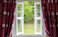 Open Window Prevent Condensation - Mold Solutions NW