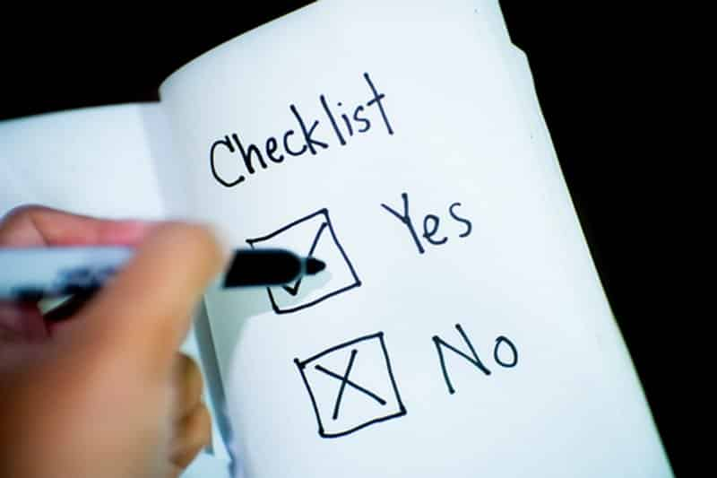 mold inspection seattle testing checklist